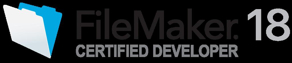 Certified FileMaker Developers